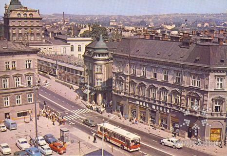 Widok z Zamku Sułkowskich
