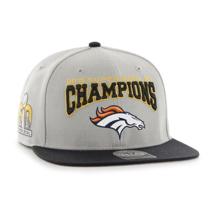 Congratulations to the super Bowl 50 champion Denver Broncos! now it's time to show off