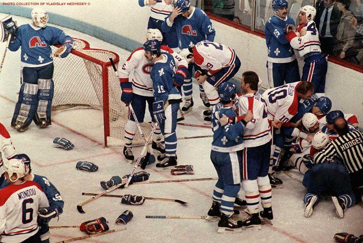 """Квебек Нордикс"" - ""Монреаль Канадиенс"", Кубок Стэнли - 1984 г. #нхл #nhl #icehockey #хоккей"