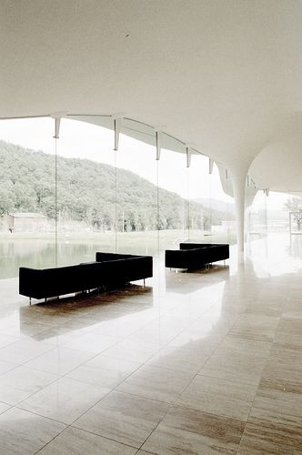 Meiso no Mori Municipal Funeral Hall | Kakamigahara, Gifu Japan | Toyo Ito & Associates, Architects
