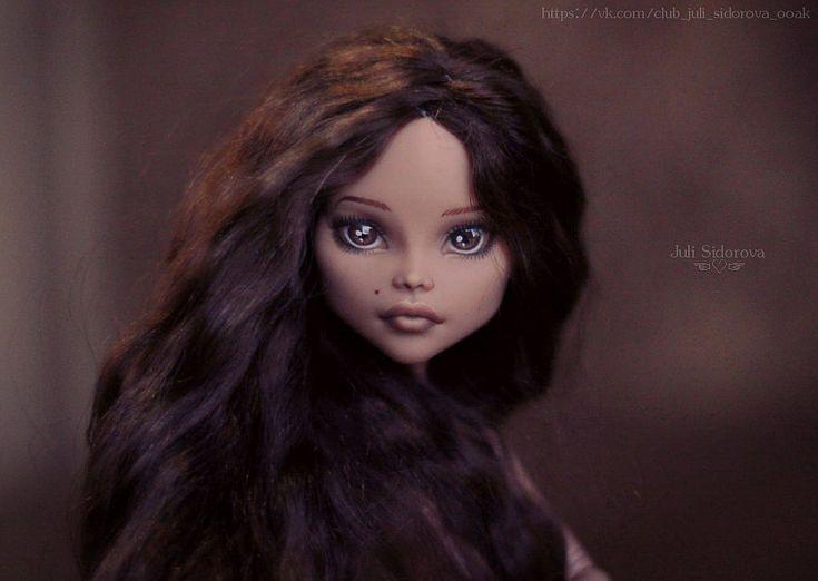 OOAK Monster High Cleo de Nile by Juli Sidorova ☜♡☞