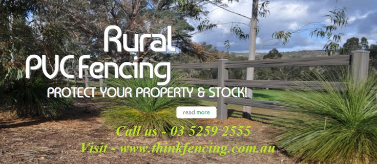 Think Fencing is Australia`s largest manufacturer horse & #Rural #Fencing systems and solutions. We are a professional and friendly team of engineers, designers and #horse lovers dedicated to designing and creating the safest, most effective #horse fencing solutions on earth.