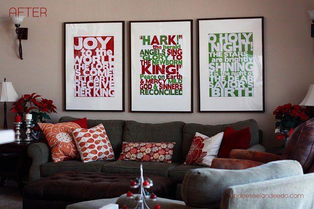12 Free Christmas Printables – Tags, Signs and More