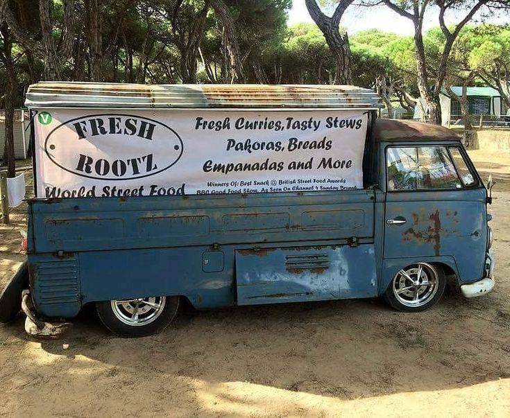 Pin by VWwuv on Vintage vw in 2020 Vintage vw van