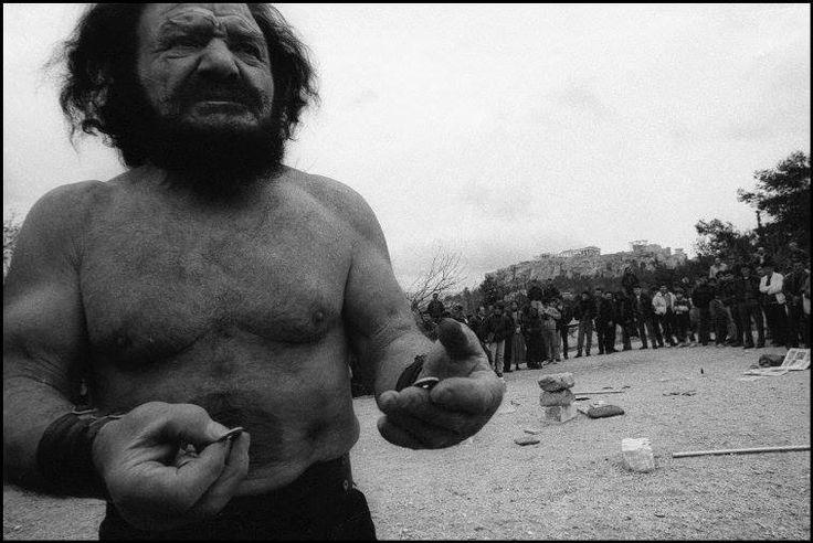 Σαμψών (Γιάννης Κεσκιλίδης) απο την Νέα Ιωνία φωτ.Νίκος Οικονομόπουλος