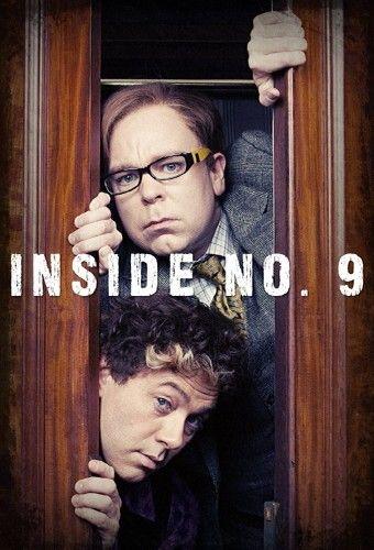 Steve Pemberton & Reece Shearsmith in Inside no 9;