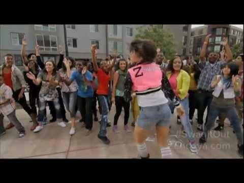 Swag it out by Zendaya (from Disney Channel) a 'being yourself' kinda song, one of my faves