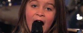 Heavy Metal Meisje Bij America's Got Talent #AmericasGotTalent