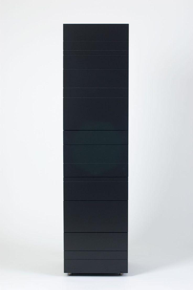 Rand 40 1 skåp, 5 lådor Smal byrå | Asplund | Länna Möbler | Handla online