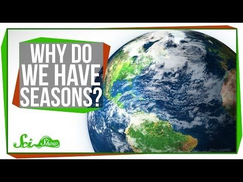 Why Do We Have Seasons? [Science Video]