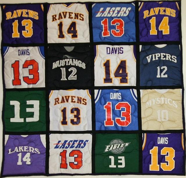Best 25+ Jersey quilt ideas on Pinterest | Shirt quilt, Top kids ... : jersey quilt - Adamdwight.com