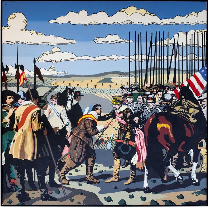 """""""La rendición de Torrejón"""", 1970-1971 Serie Autopsia de un oficio."""