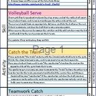 """Elementary Physical Education """"Mix and Match"""" lesson plans"""