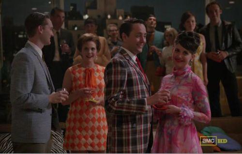 Mad Men: il passaggio della moda dagli anni 50 ai 60