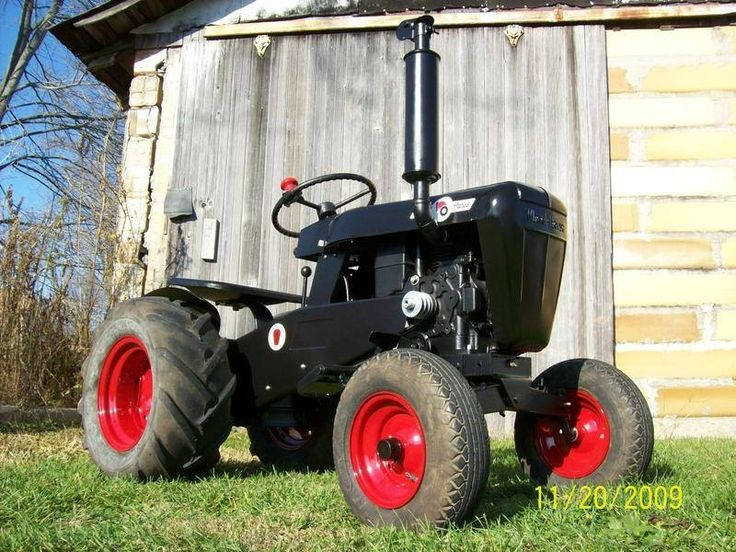 Custom Lawn Tractor Wheels : Best images about custom garden tractors on pinterest