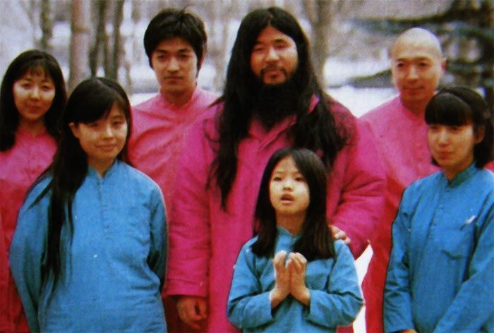 Aum Shinrikyo is an active Japanese cult responsible for Tokyo subway sarin attacks     http://www.bizarrepedia.com/aum-shinrikyo/