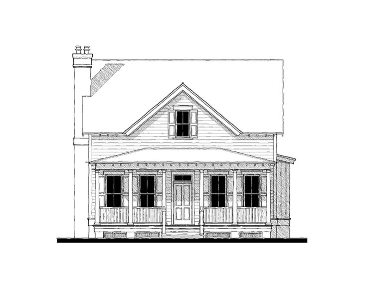 Allison ramsey architects floorplan for coosaw river Allison ramsey house plans