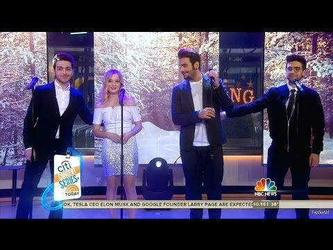 Jackie Evancho - Little Drummer Boy (ft. Il Volo) - 2016 - YouTube