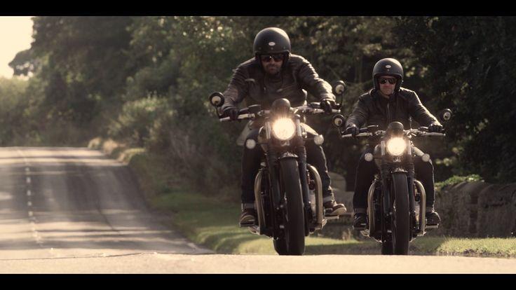 なぜバイクに乗るのか? トライアンフ ボンネビル シリーズ
