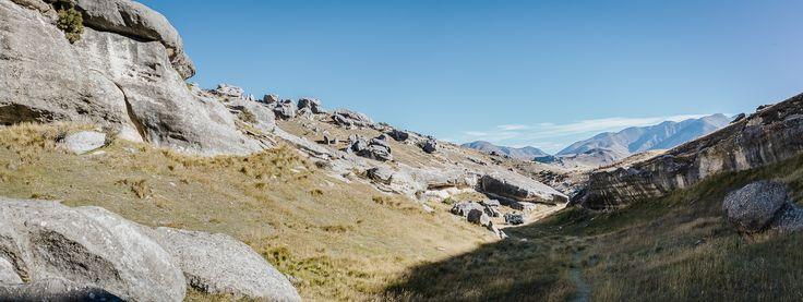 The amazing Flock hill    New Zealand wedding locations