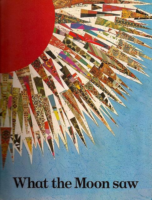 Illustration by Brian Wildsmith from What the Moon Saw, via Jill M CaseyArt Post, Wildsmith Illustration, Brian Wildsmith, Children Pictures, Picture Books, Art Graph, Children Book, Pictures Book, The Moon