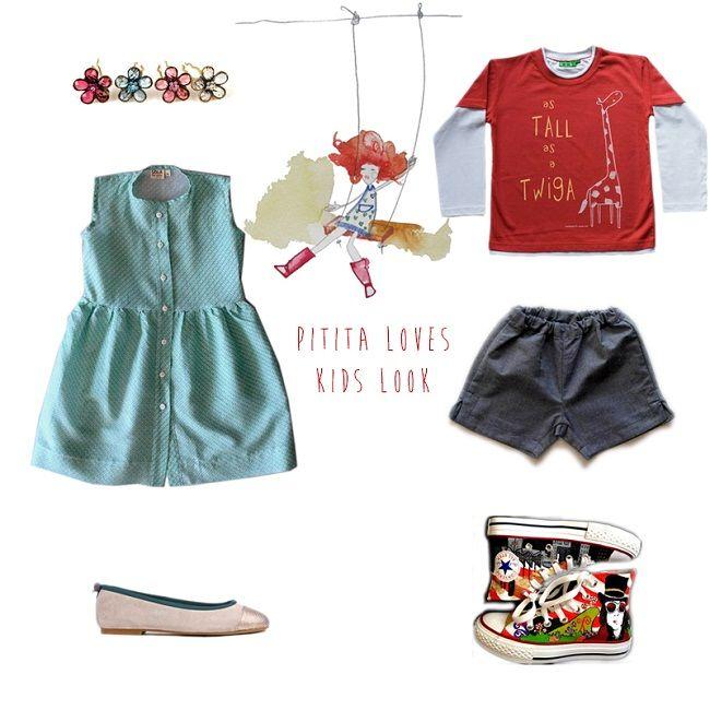 PITITA LOVES - El blog de Pitita #kids #look #niños