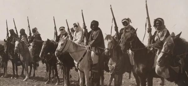 The 1916-1918 Arab Revolt was often carried out by mounted Arab tribesmen, who…
