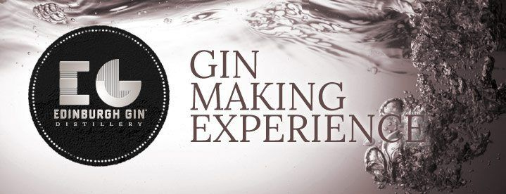 Pick from 3 Edinburgh Gin Distillery Tours for an educating tasting experience - the Gin Discovery Tour, Gin Connoisseur Tour, or 3 hour Gin Making Class