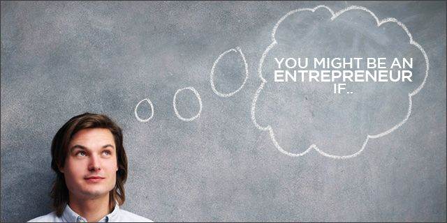 You are an #entrepreneur or want to be, here some #business startup #advice in 3 words http://goo.gl/sv2Un0