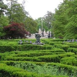 Georgian Court University Formal Garden