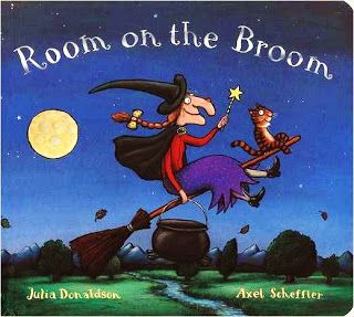 Room on the Broom. A happy witch and her furry friends teach lessons about kindness and teamwork, perfect for #Halloween!