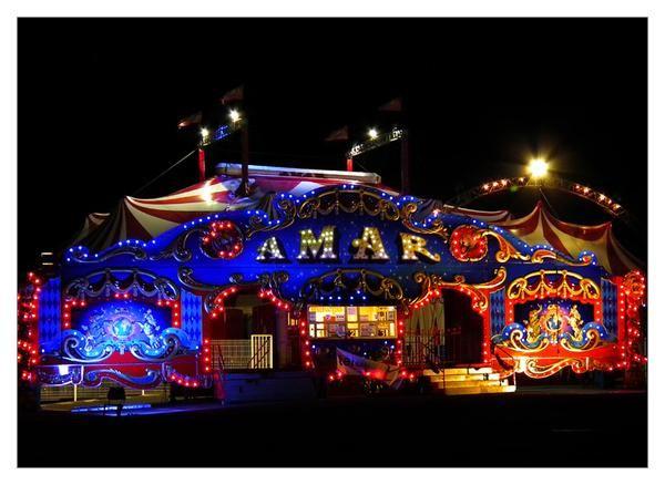 Ce jour sortie des enfants au Cirque Amar | À Voir