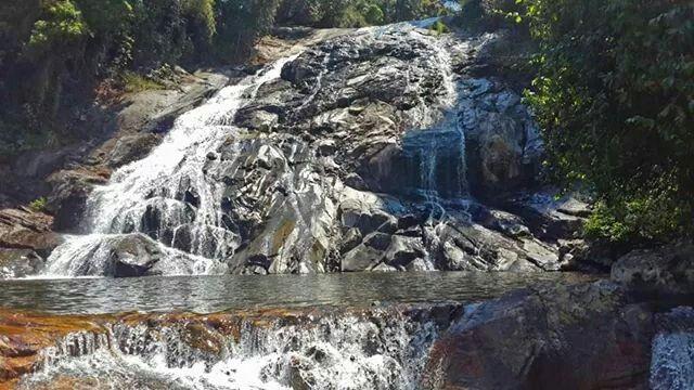 Debegeni Falls near our home