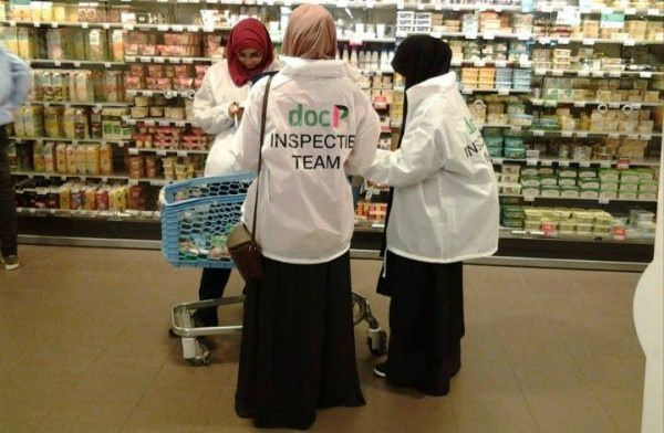 By BI:Apro-Palestinian organization,DOCP, conducted inspections of stores in ten cities of the Netherlands, as part of the BDS movement (Boycott, Divestment, Sanctions) against Israel. Dreuz T…