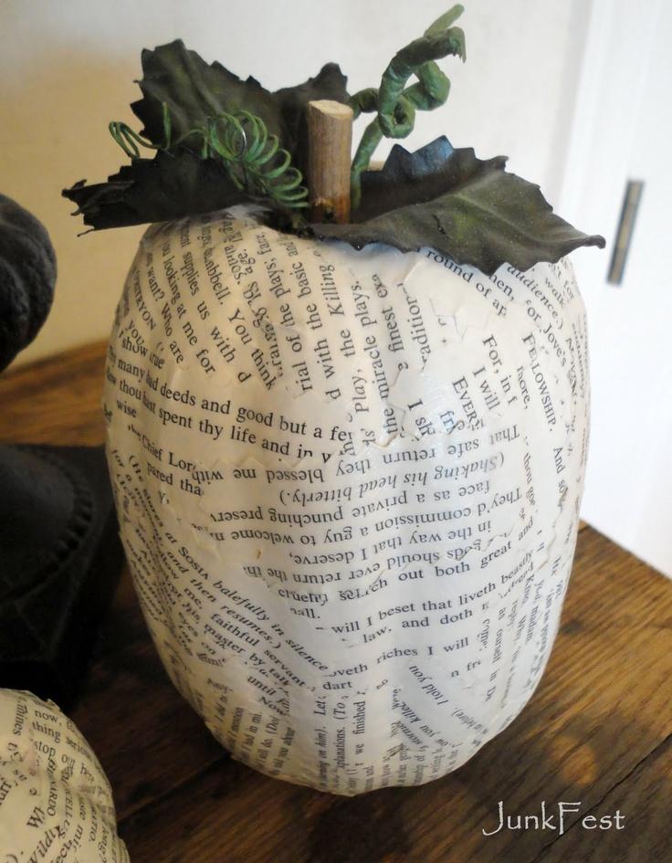 ~ Literary Pumpkin ~