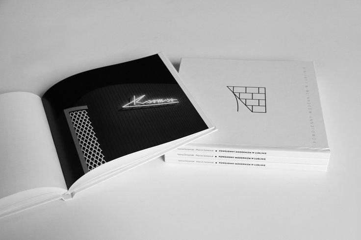 Powojenny Modernizm w Lublinie | Illustrated book on  Behance https://www.behance.net/gallery/30538635/Powojenny-