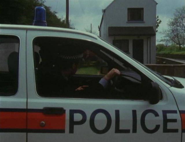 1983 Ford Sierra MkI in Bergerac, TV Series, 1981-1991