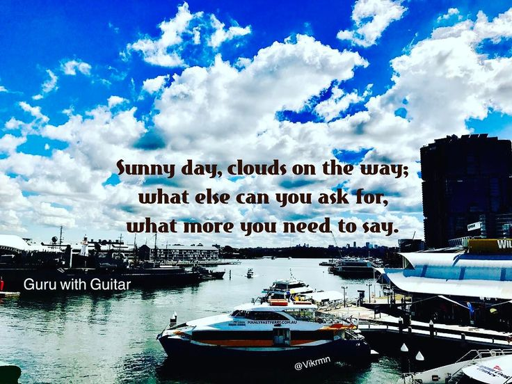 17 Best Sunny Day Quotes On Pinterest
