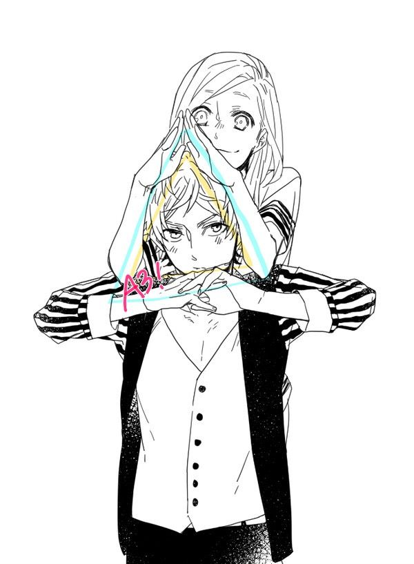 Izumi & Banri