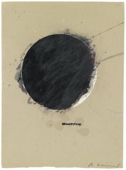 Arnulf Rainer, Untitled, 1960  via http://vaguefears.tumblr.com/