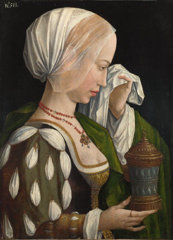 The Magdalen Weeping. about 1525, Workshop of Master of the Magdalen Legend