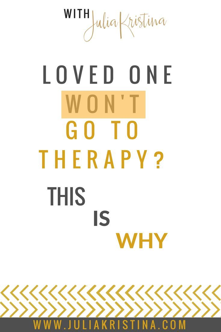 Anyone who thinks counseling is for weak people has never been to counseling. It is not easy to look at ourselves, to have honest conversations about ourselves, to be real and to not hide.   In today's video, we will talk about several reasons why your loved one may be reluctant to go to therapy. And I can almost guarantee, it's not because they are trying to be difficult. Enjoy!
