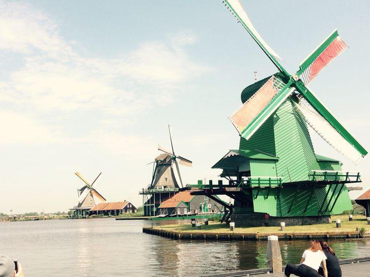 Zaanse Schans // Amsterdam.