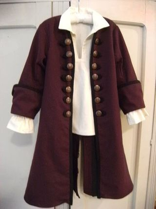 Boys Pirate Coat So fantastic