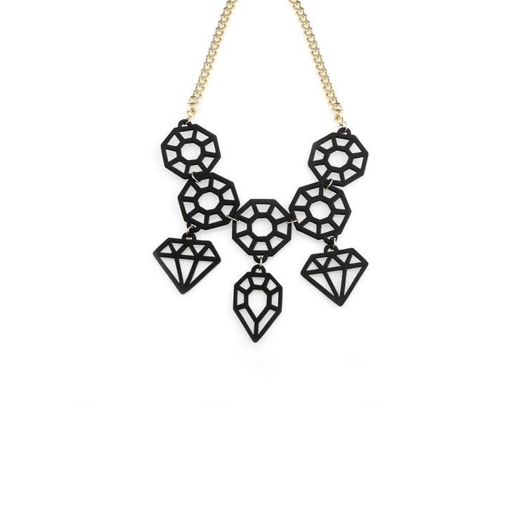 "Collari ""DIAMOND POP"""