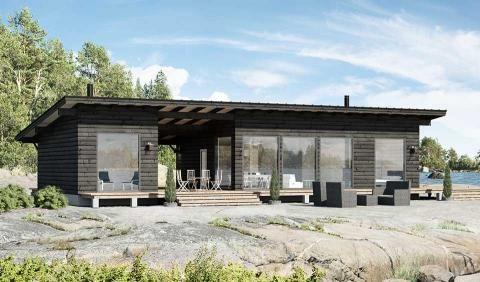 wooden house wm 114