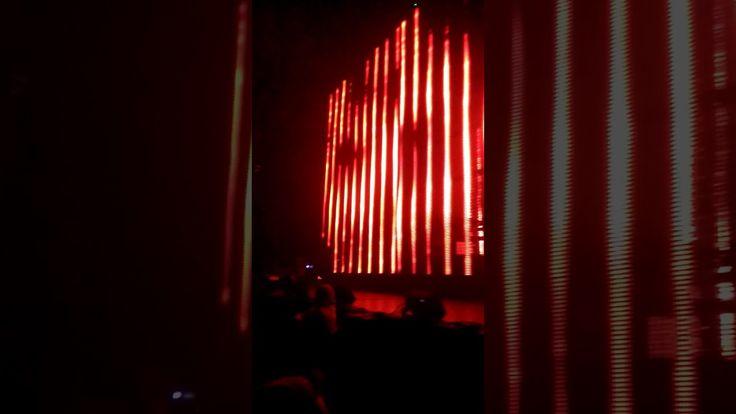 Jean-Michel Jarre Electronica World Tour 2017 - 1 of 4