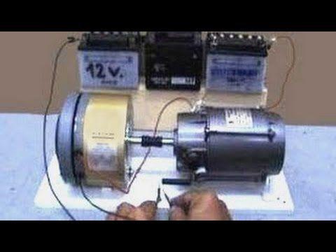 Electric Motor Generator