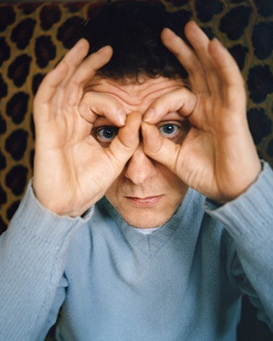 Michel Gondry. Love him.