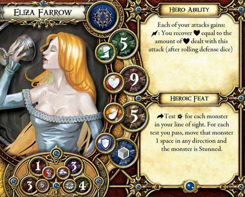 Eliza Farrow